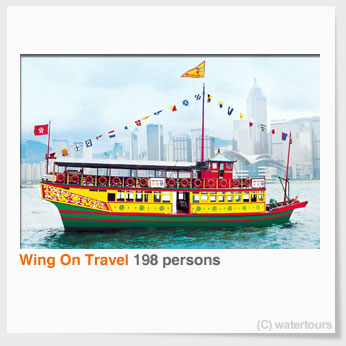 Wing On Travel - 198 persons